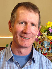 Bob Ash of Devprayag Yoga Therapy